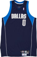 Basketball Collectibles:Uniforms, 2006-07 Shawn Marion Game Worn Dallas Mavericks Jersey with MeiGrayTag. ...