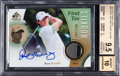 Golf Cards:General, 2014 SP Game Used Rory McIlroy First Tee Rookies #56 BGS Gem Mint 9.5 - 10 Autograph. ...
