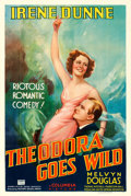 "Movie Posters:Comedy, Theodora Goes Wild (Columbia, 1936). One Sheet (27"" X 41"") StyleB.. ..."