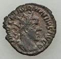 Ancients:Roman Imperial, Ancients: Marius (AD 269). BI antoninianus (2.77 gm). About XF....