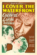"Movie Posters:Drama, I Cover the Waterfront (United Artists, 1933). One Sheet (27"" X 41"").. ..."