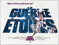 """Movie Posters:Science Fiction, Star Wars (20th Century Fox, 1977). French Eight Panel (119"""" X136""""). Science Fiction.. ..."""
