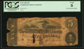 Confederate Notes:1864 Issues, Representing Nothing on God's Earth Now Confederate Poem Typeset T69 $5 1864.. ...