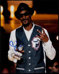 Autographs:Others, Snoop Dogg Signed Photograph....