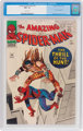 The Amazing Spider-Man #34 (Marvel, 1966) CGC NM- 9.2 White pages
