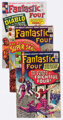Fantastic Four Group of 36 (Marvel, 1963-70) Condition: Average VG.... (Total: 36 Comic Books)
