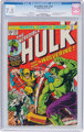 The Incredible Hulk #181 (Marvel, 1974) CGC VF- 7.5 Off-white to white pages