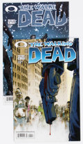 Modern Age (1980-Present):Horror, The Walking Dead #4 and 5 Group (Image, 2004) Condition: AverageVF/NM.... (Total: 2 Comic Books)
