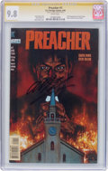 Modern Age (1980-Present):Horror, Preacher #1 Signature Series (DC, 1995) CGC NM/MT 9.8 Whitepages....