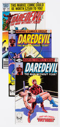 Modern Age (1980-Present):Superhero, Daredevil Group of 25 (Marvel, 1980-83) Condition: AverageVF/NM.... (Total: 25 Comic Books)