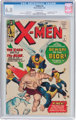 X-Men #3 (Marvel, 1964) CGC FN 6.0 Off-white pages
