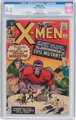 X-Men #4 (Marvel, 1964) CGC FN- 5.5 Off-white pages