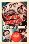 "Movie Posters:Black Films, Reform School (Million Dollar Picture, 1939). One Sheet (27"" X41"").. ..."