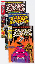 Silver Age (1956-1969):Superhero, The Silver Surfer Group of 11 (Marvel, 1969-70) Condition: Average VF.... (Total: 11 Comic Books)