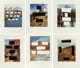 Ed Ruscha (b. 1937) Country Cityscapes, portfolio of six works, 2001 Photogravures with screenprint in colors on wove...