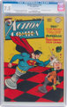 Action Comics #112 (DC, 1947) CGC VF- 7.5 Off-white to white pages
