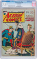 Action Comics #106 (DC, 1947) CGC VF- 7.5 Off-white pages