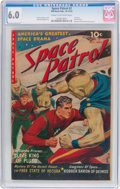 Golden Age (1938-1955):Science Fiction, Space Patrol #2 (Ziff-Davis, 1952) CGC FN 6.0 Cream to off-whitepages....