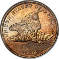 1858 P1C Flying Eagle Cent, Judd-192, Pollock-235, Snow-PT13, R.5, PR63 ANACS....(PCGS# 11842)