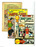 Golden Age (1938-1955):Humor, Adventures of Dean Martin and Jerry Lewis Box Lot (DC, 1952-71) Condition: Average GD/VG. Full short box lot includes #1 (co...
