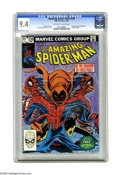 Modern Age (1980-Present):Superhero, The Amazing Spider-Man #238 (Marvel, 1983) CGC NM 9.4 Off-white towhite pages. First appearance of the Hobgoblin. Cover and...