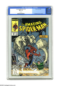 The Amazing Spider-Man #303 (Marvel, 1988) CGC NM+ 9.6 White pages. Cover and art by Todd McFarlane. Overstreet 2005 NM-...