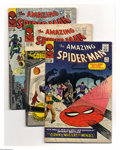 Silver Age (1956-1969):Superhero, The Amazing Spider-Man Group (Marvel, 1965-66) Condition: Average VG. This 11-issue group lot includes some key issues: #22 ... (Total: 11 Comic Books)