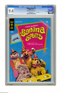 Bronze Age (1970-1979):Humor, Banana Splits #4 File Copy (Gold Key, 1970) CGC NM 9.4 Off-white towhite pages. Photo cover. Overstreet 2005 NM- 9.2 value ...