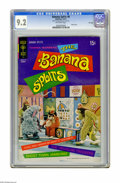 Bronze Age (1970-1979):Humor, Banana Splits #8 File Copy (Gold Key, 1971) CGC NM- 9.2 Off-whitepages. Photo cover. Overstreet 2005 NM- 9.2 value = $110. ...