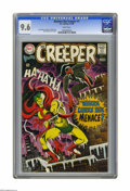 Silver Age (1956-1969):Superhero, Beware the Creeper #1 (DC, 1968) CGC NM+ 9.6 White pages. Cover and art by Steve Ditko. Overstreet 2005 NM- 9.2 value = $140...