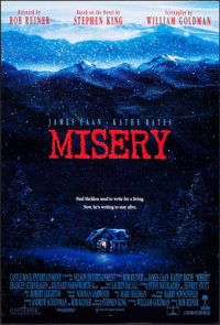 "Misery & Others Lot (Columbia, 1990). One Sheets (3) (27"" X 40"", 27"" X 41"") SS. Thriller. ... (T..."