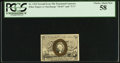 Fractional Currency:Second Issue, Fr. 1322 50¢ Second Issue PCGS Choice About New 58.. ...