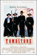 "Movie Posters:Western, Tombstone (Buena Vista, 1993). One Sheet (27"" X 40""). Western.. ..."