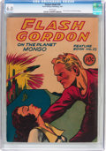Golden Age (1938-1955):Miscellaneous, Feature Books #25 Flash Gordon (David McKay Publications, 1941) CGC FN 6.0 White pages....