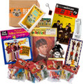 Music Memorabilia:Memorabilia, Beatles Large Group of Vintage Memorabilia (1960s-Later)....
