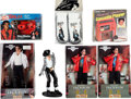 Music Memorabilia:Toys, Michael Jackson Group of Toys (Circa 1980s/1990s).... (Total: 7 )