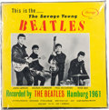 Music Memorabilia:Recordings, The Savage Young Beatles Sealed LP (Savage 69,1965)....