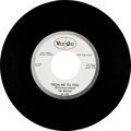 "Music Memorabilia:Recordings, Beatles ""From Me to You / Thank You Girl"" White Label Promo 45(Vee-Jay 522, 1963). ..."
