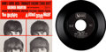 """Music Memorabilia:Recordings, Beatles/ George Martin """"And I Love Her / Ringo's Theme"""" US 45 withPicture Sleeve (United Artists 745, 1964)...."""