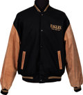 Music Memorabilia:Memorabilia, Eagles World Tour 1994 Crew Jacket....