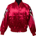 Music Memorabilia:Memorabilia, Heart Dog and Butterfly Crew Tour Jacket (Circa 1979)....