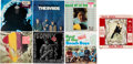 Music Memorabilia:Recordings, Rock / Pop Icons - Group of Seven LPs (Various, 1960s/70s)....(Total: 7 Items)