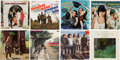 Music Memorabilia:Recordings, 60s Rock - Group of Eight Sealed LPs (Various, 1960s).... (Total: 8)