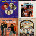 Music Memorabilia:Recordings, 60s Pop - Group of Four Vintage LPs (Various, 1960s).... (Total: 4 )