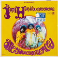 Music Memorabilia:Recordings, Jimi Hendrix Experience Are You Experienced Sealed Stereo LP(Reprise RS 6261, 1967)....