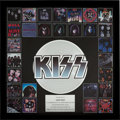 Music Memorabilia:Awards, KISS In-House Award for 100 Million Sales of Their Entire Catalog(2000s)....