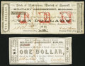 Obsoletes By State:Louisiana, (Floyd), LA- Parish of Carroll $1; $10 July 8, 1862. ... (Total: 2 notes)