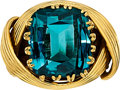 Estate Jewelry:Rings, Tourmaline, Gold Ring, Jean Schlumberger for Tiffany & Co. ....