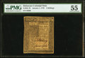 Colonial Notes:Delaware, Delaware January 1, 1776 4s PMG About Uncirculated 55.. ...