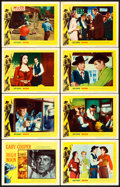 "Movie Posters:Western, High Noon (United Artists, 1952). Lobby Card Set of 8 (11"" X 14"")..... (Total: 8 Items)"